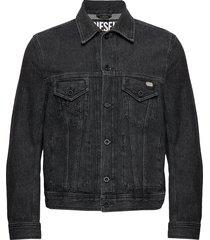 d-bray jacket jeansjack denimjack zwart diesel men
