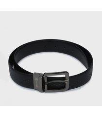 cinturón negro oxford polo club oviedo