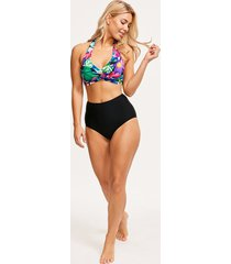 rene high waist tummy control bikini brief