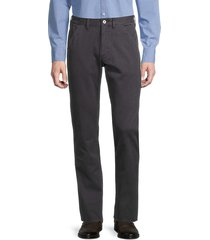 bonobos men's bedford slim-fit cord five-pocket pants - concrete grey - size 40 34