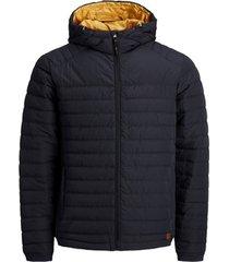 donsjas jack & jones 12183757 jjbase light hood jacket dark navy
