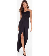 a night to remember strapless maxi dress