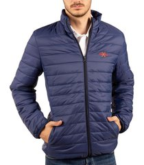 chaqueta acolchada colapsible azul navy ref. 132010519