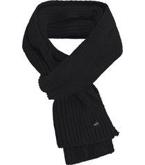 cachecol tricot preto - lez a lez