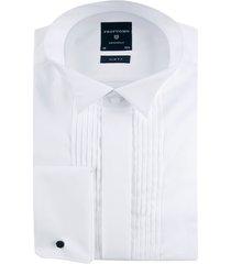 profuomo smokingoverhemd plissé wit originale