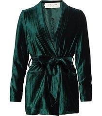 erin blazer blazer colbert groen by malina