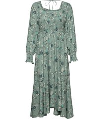 lisa dress dresses everyday dresses grön odd molly