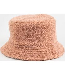 jaime bucket hat - blush