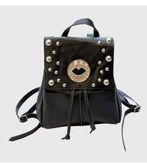 mochila negra chenzi juana