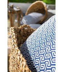 granatowa poduszka ogrodowa san remo
