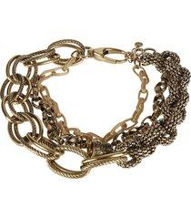 alexander mcqueen ring bracelet