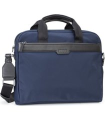 hugo men's luxown nylon document case