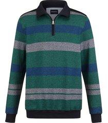 sweatshirt babista groen::blauw
