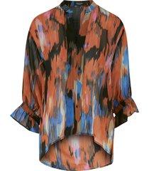 blus slgala amily blouse 3/4