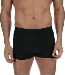 traje de bano swim short tioga negro body & soul