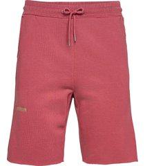sweat shorts shorts casual rood han kjøbenhavn