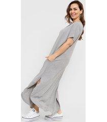 vestido gris vindaloo vera morley