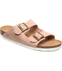valdi shoes summer shoes flat sandals rosa mjúka