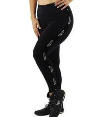 calça legging fuseau elástico lateral personalizado feminina