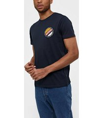 solid hector ss t-shirt t-shirts & linnen insignia blue