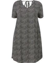 klänning carkirana ss tunic dress aop
