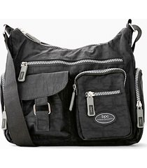 borsa a tracolla casual (nero) - bpc bonprix collection