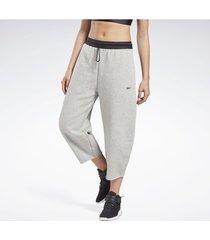 sweater reebok sport studio fleece broek