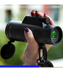 40x60 portable hd optics bak4 telescopio monocular