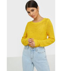 only onlgeena xo l/s pullover knt noos stickade tröjor