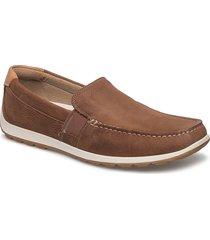 reciprico loafers låga skor brun ecco