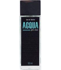 acqua for men orgânica eau de toilette - perfume masculino 50ml
