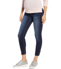 1822 denim flex ankle maternity jeans, size 31 in raquel at nordstrom
