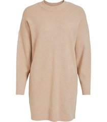 klänning violivinja knit high neck l/s dress