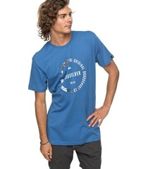 t-shirt korte mouw quiksilver classic revenge - camiseta