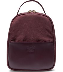herschel supply co. mini orion backpack - burgundy