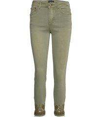 pant il skinny jeans grön desigual