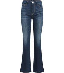 sam edelman denim the stiletto high rise flare jeans