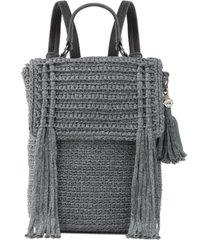 the sak helena crochet backpack
