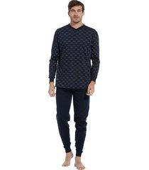 heren pyjama pastunette 23202-637-2-3xl/58