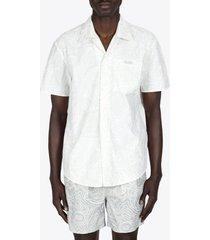 topos nylon shortsleeve shirt