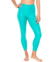 activology women's shine bright leggings - cobalt - size l