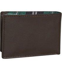 dopp sigma rfid front pocket slimfold wallet