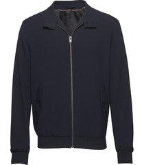 slhharrington jacket b dun jack blauw selected homme