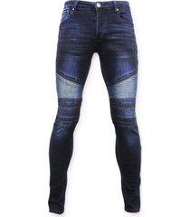 skinny jeans true rise biker jeans - skinny spijkerbroek -