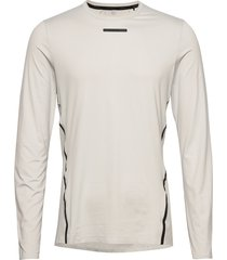 vent mesh ls tee m t-shirts long-sleeved creme craft