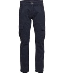 agent pant trousers cargo pants blå alpha industries