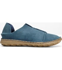 slip on in pelle (blu) - bpc selection