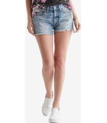 women's mid rise boy shorts