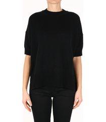 jil sander cashmere pullover black