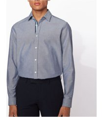 boss men's lukas regular-fit shirt